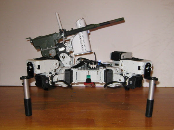 Mocked Up Version Of Gun/cam Mount by lnxfergy in Member Galleries