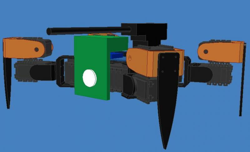 Prototyping Parts For Issy V2 by lnxfergy in Member Galleries