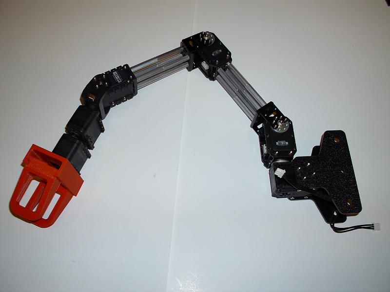 MX28 arm by lnxfergy in Member Galleries