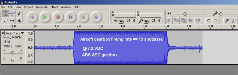 Airsoft Firing Rate by gdubb2 in Member Galleries