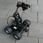 Upgraded Rover With Al5d Arm by Xan in Member Galleries