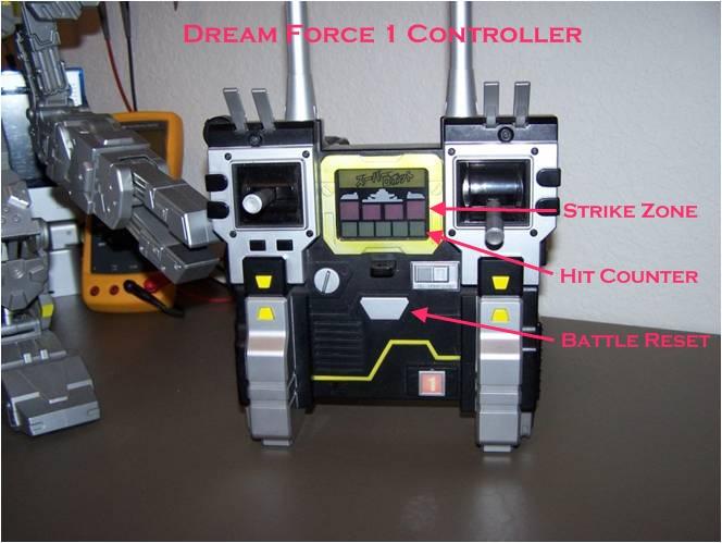 Dream Force 1 Controller by majortom1001 in Member Galleries