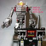 Dream Force 1 With Gun by majortom1001 in Member Galleries
