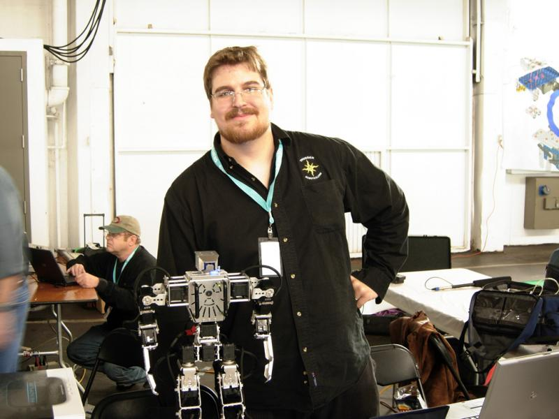 Andrew And Gieger Rg09 by Bullit in RoboGames 2009