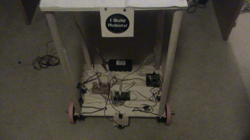 My Robot Butler by ROBOTMAN in Member Galleries