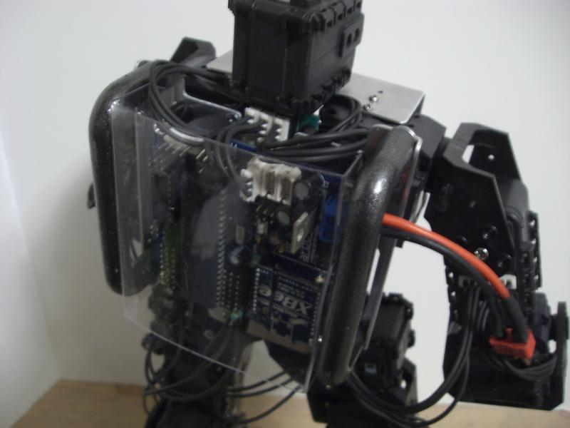 Musa W/ Aluminum Arbotix Mount And Leaxan Cover by mannyr7 in Member Galleries