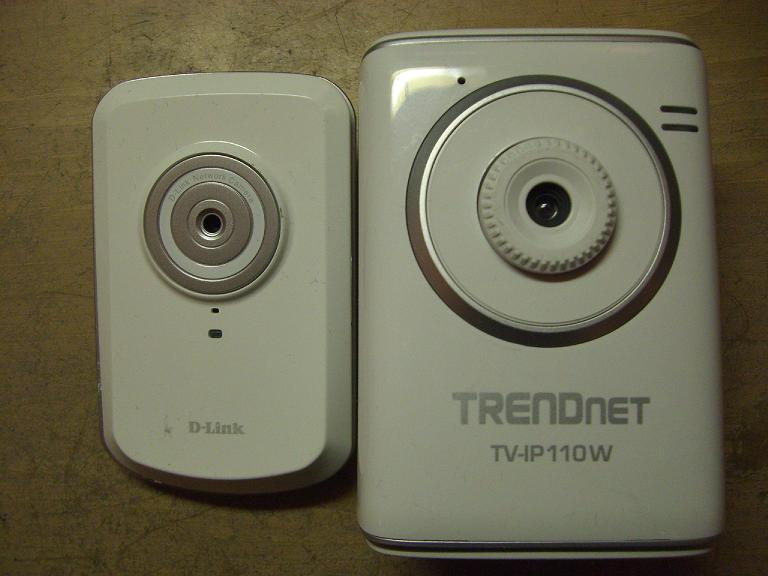 D-link Dsc-930l Wireless Network Camera by mannyr7 in Member Galleries