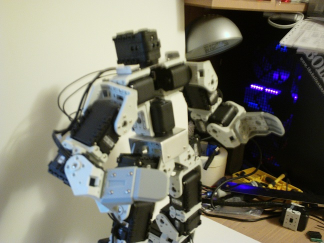 """Arms Configured To Robotis """"gp Style"""" by mannyr7 in Member Galleries"""