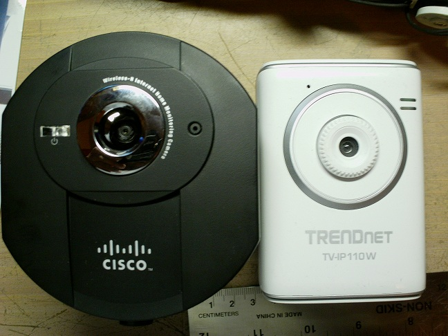 Cisco Wireless-n Home Networking Cam by mannyr7 in Member Galleries