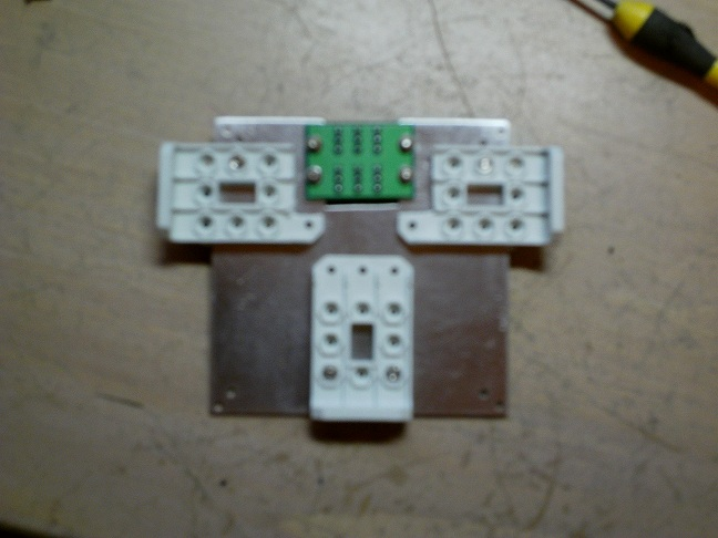 Mounting Plate For Arbotix Robocontroller And Servo Bus Hub by mannyr7 in Member Galleries