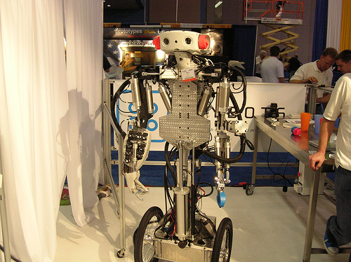 Anybots - Monty by Alex in Show Bots