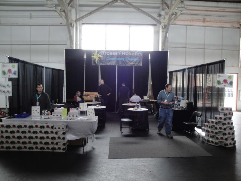 The Trc Lounge - Just Startin Out by Alex in RoboGames 2009