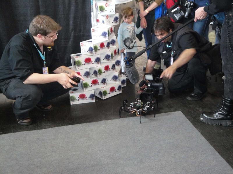 Dsc00448 by Alex in RoboGames 2009