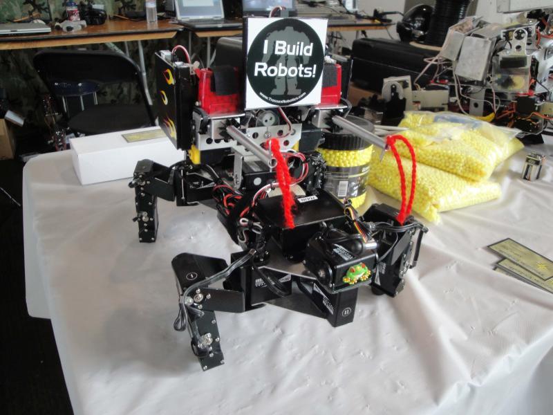 Dsc00451 by Alex in RoboGames 2009