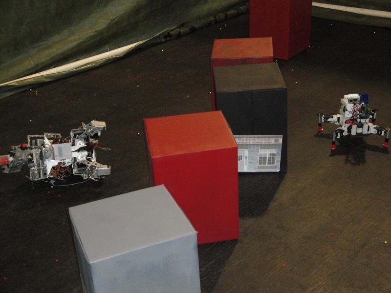 Dsc00476 by Alex in RoboGames 2009