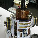 Crabfu's Steamworks R2d2 by Alex in RoboGames 2008