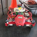 Another Awesome Lil Bot by Alex in RoboGames 2008
