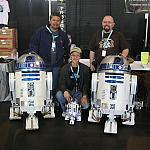 R2d2 Madness!! by Alex in RoboGames 2008