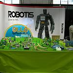 "Robotis ""ollo"" World by Alex in RoboGames 2008"