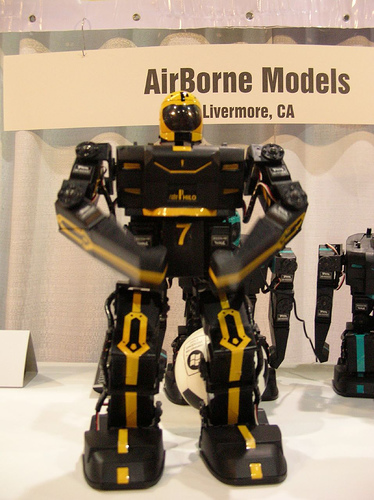 iHobby 2007 - RoboPhilo by Alex in Show Bots