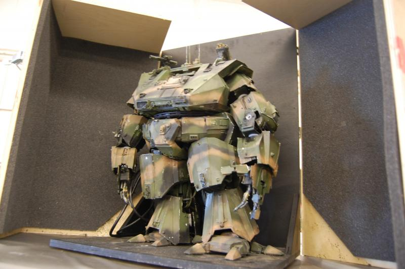 Mechwarfare-day133 by Jennero in Mech Warfare 2010