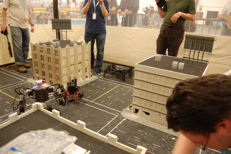 Mechwarfare-day4102 by Jennero in Mech Warfare 2010