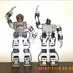 Chassis And Jyumaru by SteamAutomaton in Member Galleries
