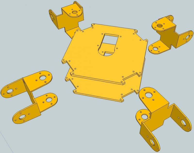 Gold Rush Rough Cad Ideas by Upgrayd in Member Galleries