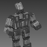 O-K MX-28 Darwin-OP Inspired Biped by Upgrayd in Member Galleries