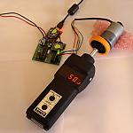 Pid Velocity Dc Motor Controller by Upgrayd in Member Galleries