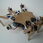 Hexapod5 by Chench in Member Galleries