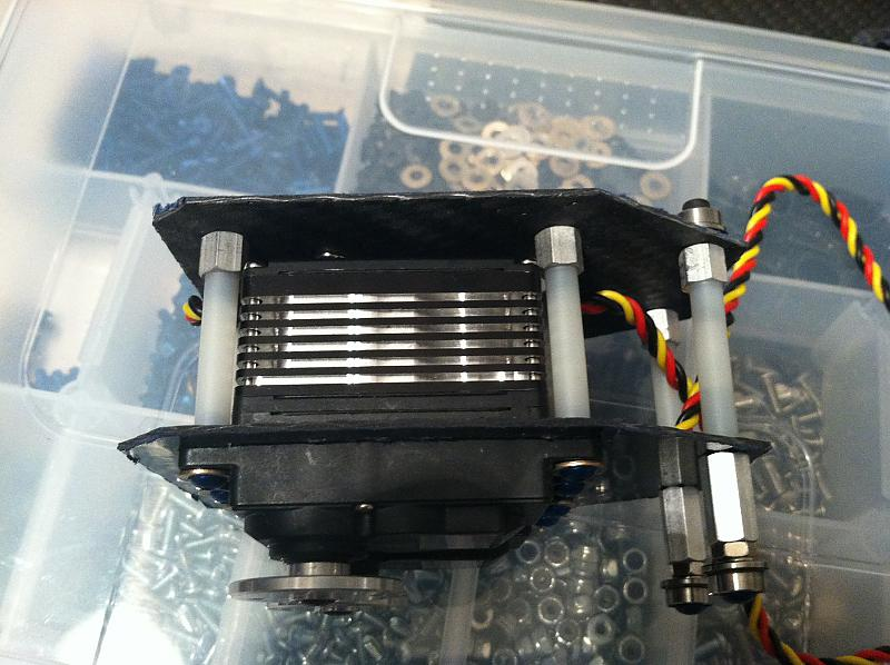 New Carbon Fiber Robot Pics by rebel in Member Galleries