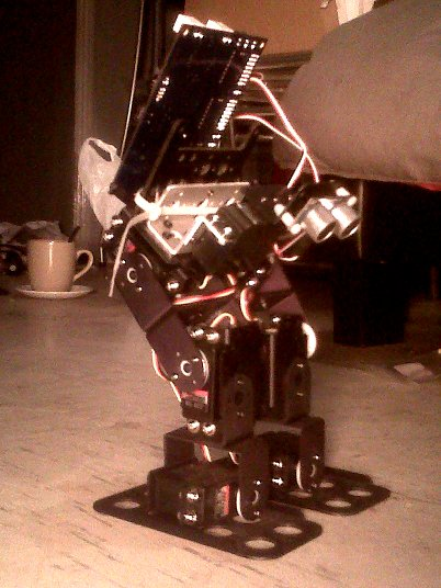 Tux  Bot by Nishi in Member Galleries