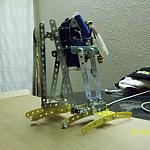 Simple Meccano Walker by Meccano Jay in Member Galleries