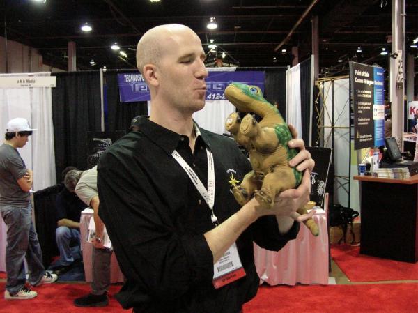 Who's a good dinosaur! Who's a good dinosaur! by Matt in Member Galleries