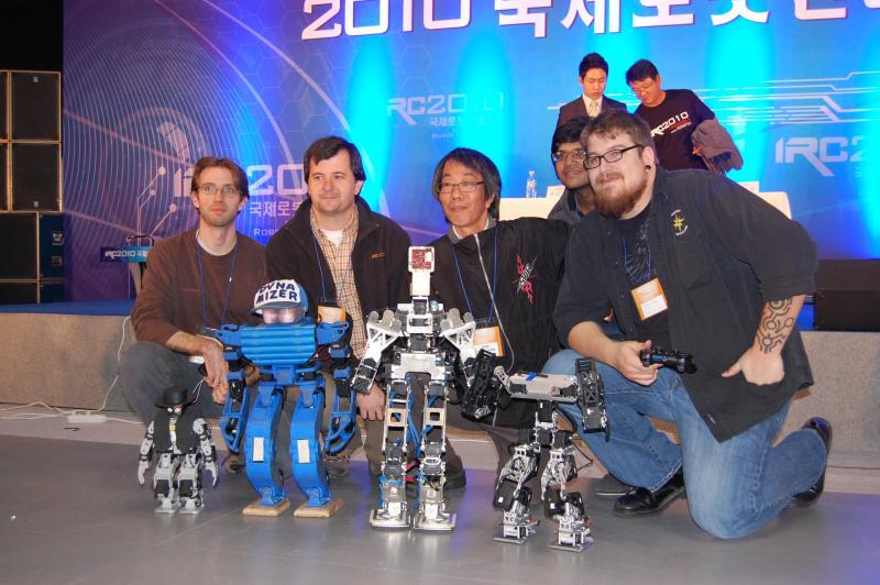 Dsc 0030 by Matt in IRC 2010 - Hall 1