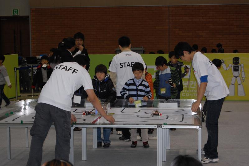 Dsc 0073 by Matt in IRC 2010 - Hall 1