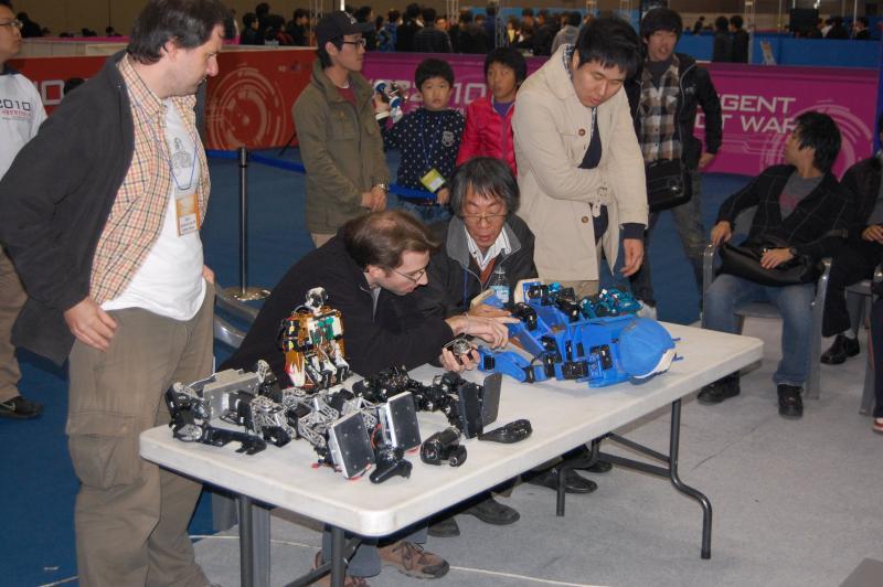 Dsc 0235 by Matt in IRC 2010 - Hall 1