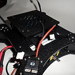 Arbotix Attached To Bottom Of Chassis by elaughlin in Member Galleries
