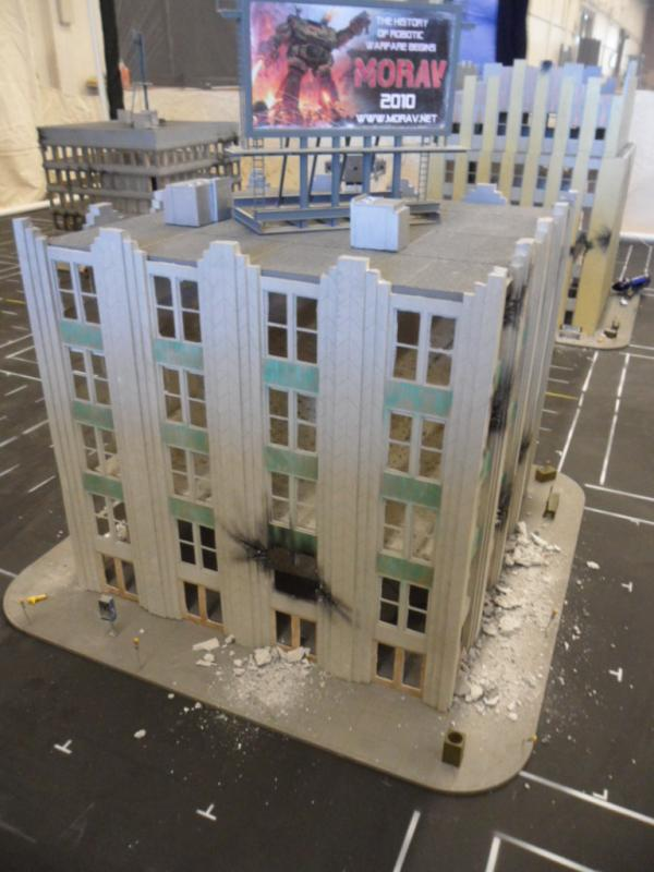 Mw Building by elaughlin in RoboGames 2011