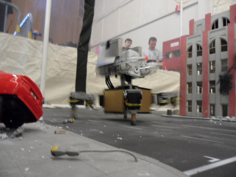 Goldrush by elaughlin in RoboGames 2011