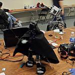 Darth Vader Bot by elaughlin in RoboGames 2011