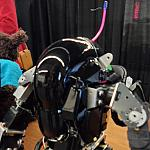 Team Japan's Vacuum Formed Shell Armor by elaughlin in RoboGames 2011