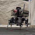 Ra by elaughlin in RoboGames 2011