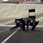 Team Japan's Mech Controlled From Japan by elaughlin in RoboGames 2011