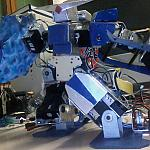 My robot by Ostrogoto0101 in Member Galleries