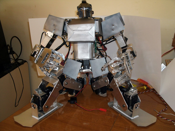 robot 3 by Ostrogoto0101 in Member Galleries