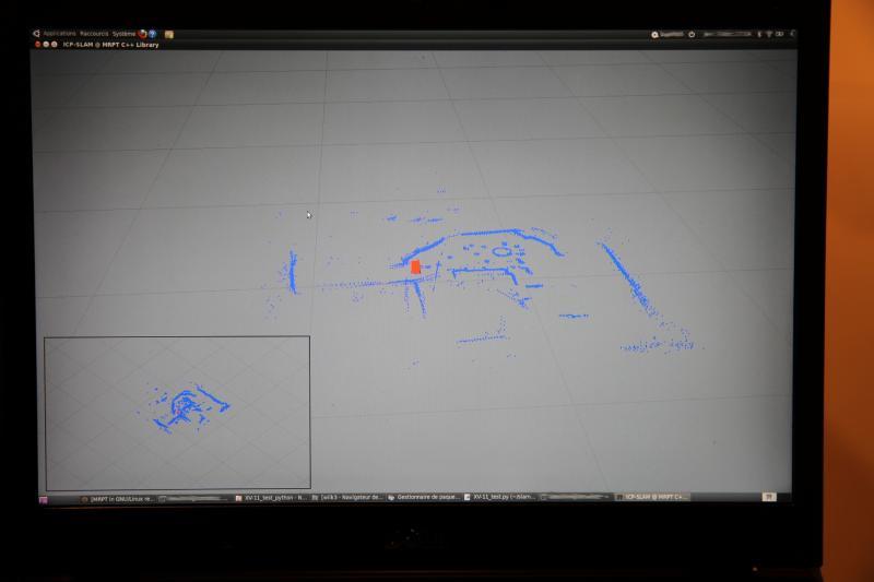 Xv-11 Lidar - Slam Result by Xevel in Member Galleries