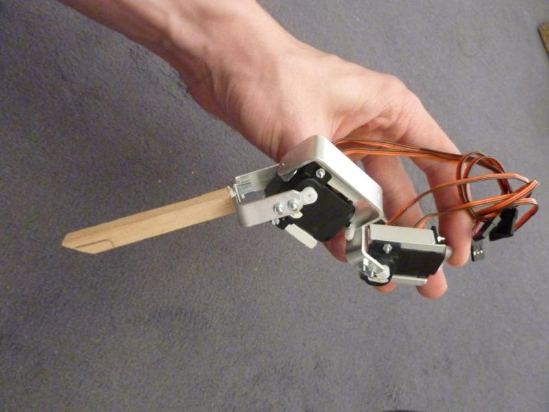 Xachikoma - Leg Proto 1 by Xevel in Member Galleries