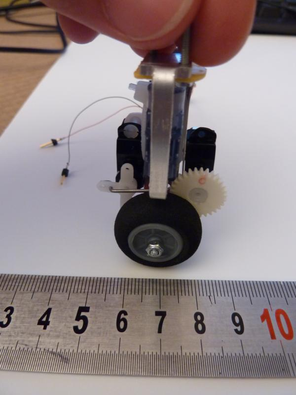 Xachikoma - Powered Wheels Proto V1 by Xevel in Member Galleries